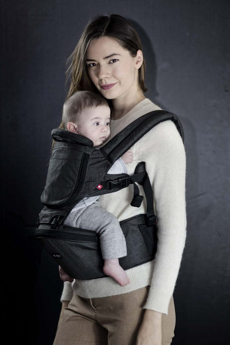 Mia Milly Hipster Plus 3D Baby Carrier