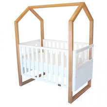 Load image into Gallery viewer, Kaylula Mila Cot Beech/White