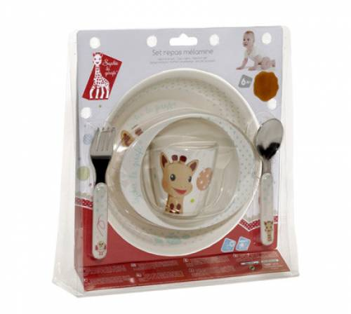 Sophie Mealtime Set Balloon