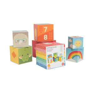Tiger Tribe Nesting Blocks - Gumtree Buddies