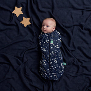 ergoPouch Cocoon Swaddle Bag  (2.5 Tog) - Southern Cross