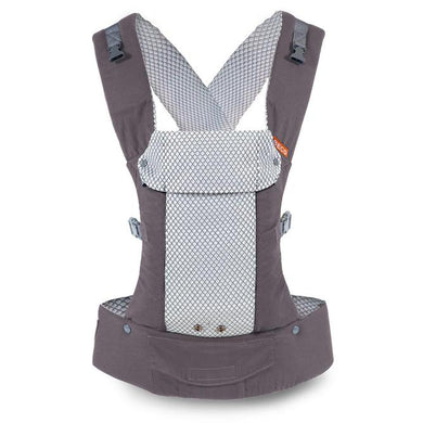 Gemini Cool Baby Carrier - Grey Mesh
