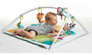 Into the Forest™ Gymini® Deluxe Playmat
