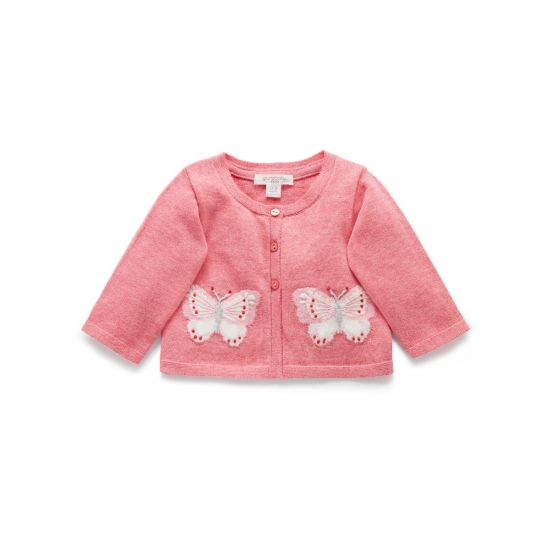 Pure Baby Butterfly Cardigan