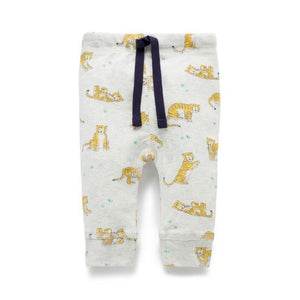 Pure Baby Tiger Printed Legging