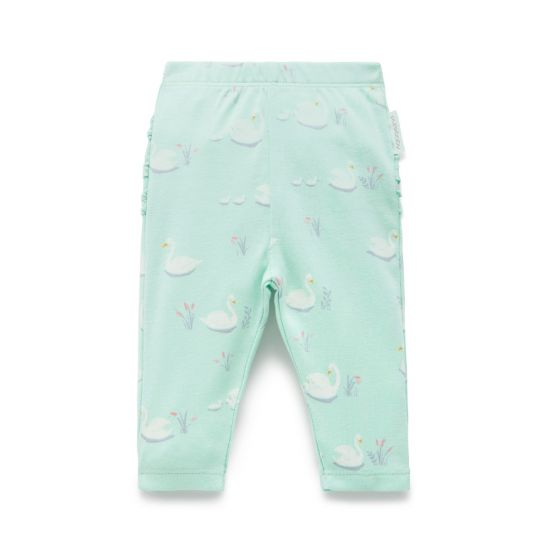 Pure Baby Swan Lake Ruffle Legging