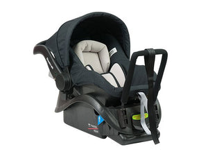 Steelcraft Baby Capsule -Black Linnen