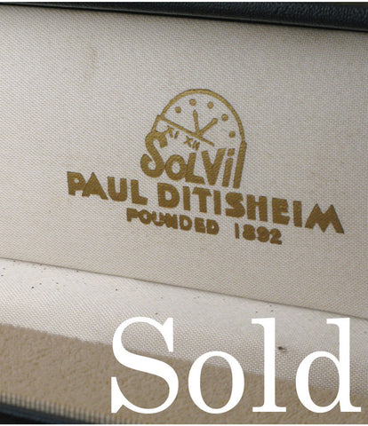 Paul Ditisheim Solvil Vintage Watch Box Set SOLD