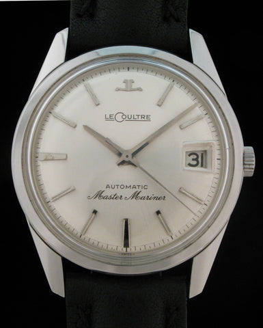LeCoultre Automatic Master Mariner in Steel SOLD
