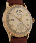 Rivera (Record Watch Co) Datofix Moonphase SOLD