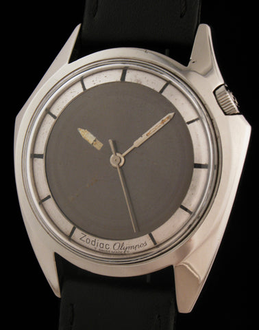 Zodiac Olympos Assymetric Mystery Dial SOLD
