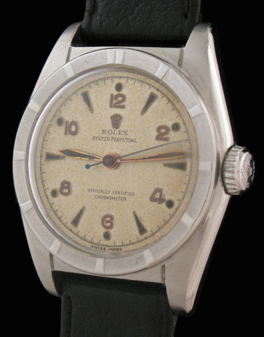 "Rolex Oyster Perpetual Bubbleback ""Ovetto"" SOLD"