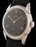 Zenith Military Style  Black Dial Stainless Steel SOLD