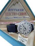 Wittnauer Electro-Chron Bolt Hands Box/Papers Complete Set