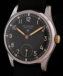 Universal Geneve WW2 Royal Dutch Military Issue    SOLD