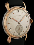 Longines 2-Tone Fancy Lugs Rose Gold/Steel SOLD