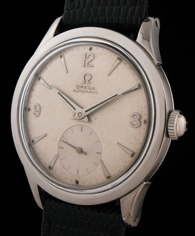Large Omega Automatic Stainless Steel Cal. 490 SOLD