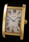 Cartier Tank Americaine 18k w/Deployant Buckle SOLD