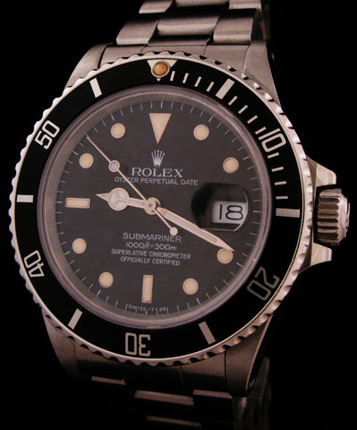 Rolex Submariner Oyster Perpetural 16800  SOLD