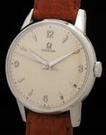 Classic 1950 Omega Dress Watch in S.Steel SOLD