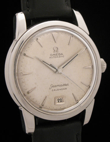 1950s Omega Automatic Seamaster Calendar SOLD