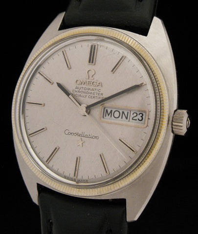 Omega Constellation Chronometer Day/Date    SOLD