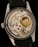 Universal Geneve Polerouter Date Black Tropic Dial