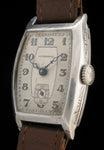 Early Junghans German Watch in Sterling Silver SOLD