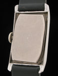 Longines Staybite Steel Tank Watch Cal.25.17  SOLD