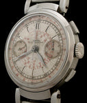 Vulcain Chronometre Chronograph S.Steel  SOLD