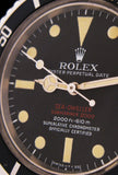 1972 Rolex Double Red Sea-Dweller 1665 Mk 3
