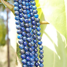 Load image into Gallery viewer, Lapis Lazuli beads