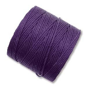Purple Standard Knotting Thread