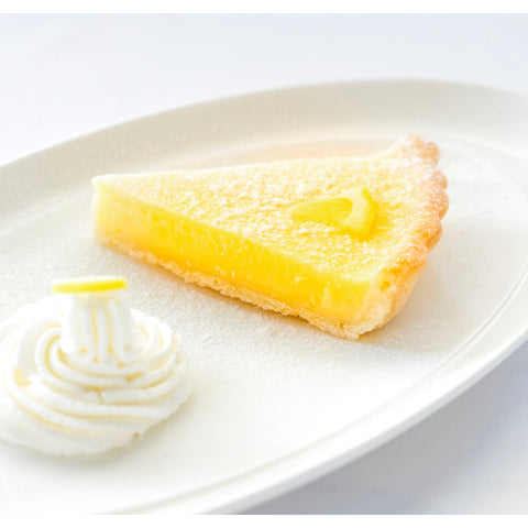 Refreshing Lemon Curd Tart