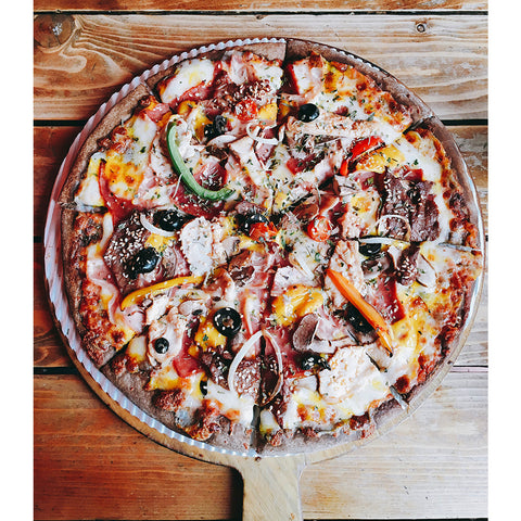Supreme Meat Indulgence Pizza