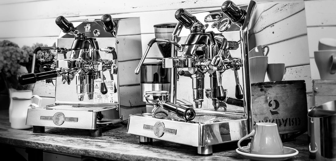 Spotlight on: BFC Espresso Machine manufacturers