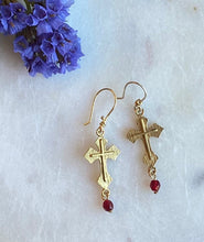 Load image into Gallery viewer, Faith Earrings