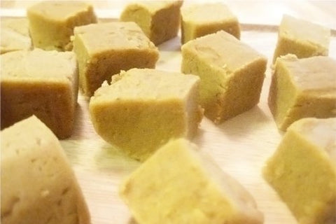 Creamy Coconut Pumpkin Fudge photo