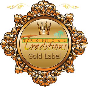 Gold Label Organic Virgin Coconut Oil logo image
