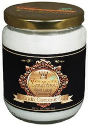 Gold Label Virgin Coconut Oil for Hair Treatment image front