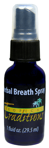 Organic Herbal Breath Spray image
