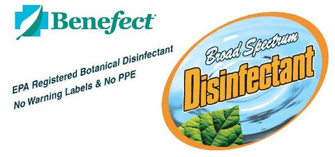 Benefect Botanical Non-toxic Disinfectant