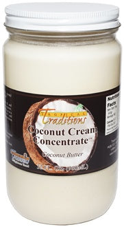 Coconut Cream Concentrate - 32 oz.