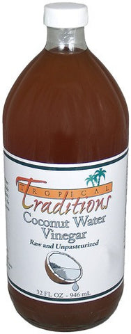 Tropical Traditions Organic Coconut Water Vinegar