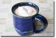 Coconut Cream Hot Chocolate recipe photo