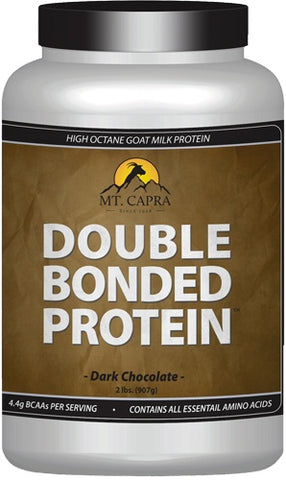 Mt. Capra Double Bonded Chocolate Goat's Milk Protein photo