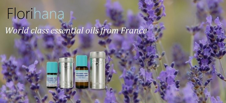 Florihana Essential Oils from France banner image
