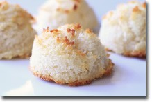 Recipes with Dried Coconut