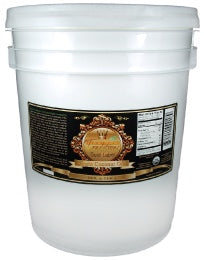 Organic Gold Label Virgin Coconut Oil 5 gallon pail coconut oil photo