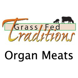 Grass-fed Organ Meats